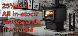 25% Off In-stock Stove Fireplace2019
