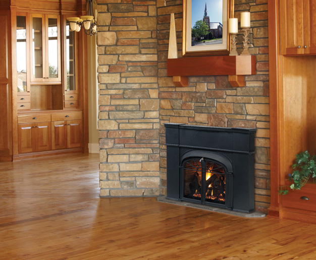 Tremendous Gas Fireplaces Spokane Home Interior And Landscaping Eliaenasavecom
