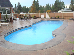 In Ground Fiberglass Pools Aqua Elite Pool And Spaaqua Elite Pool And Spa