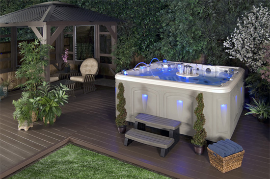 Spas And Hot Tubs Elite Spas By Maax Columbia Spas