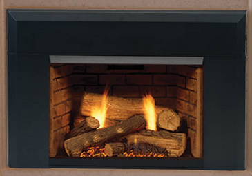 topaz 30 gas fireplace insert