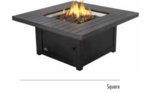 St. Tropez Series Fire table copy
